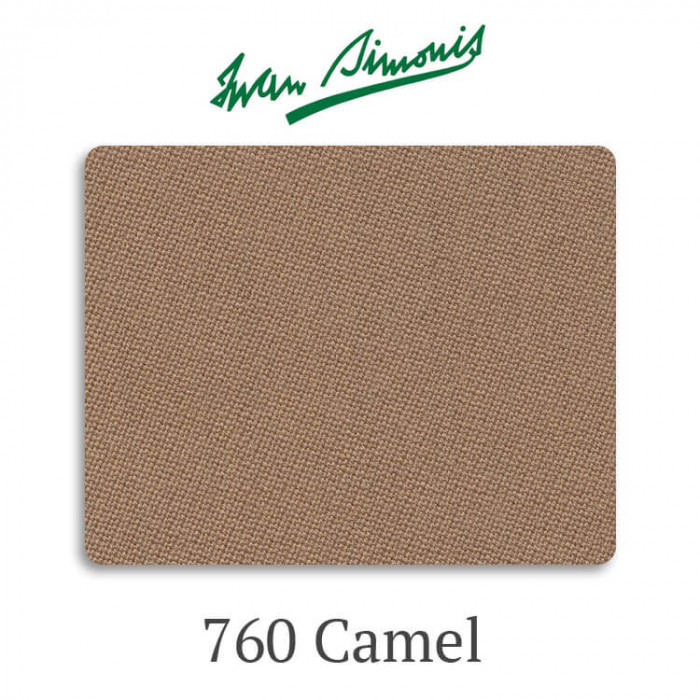 Сукно бильярдное Iwan Simonis 760 Camel