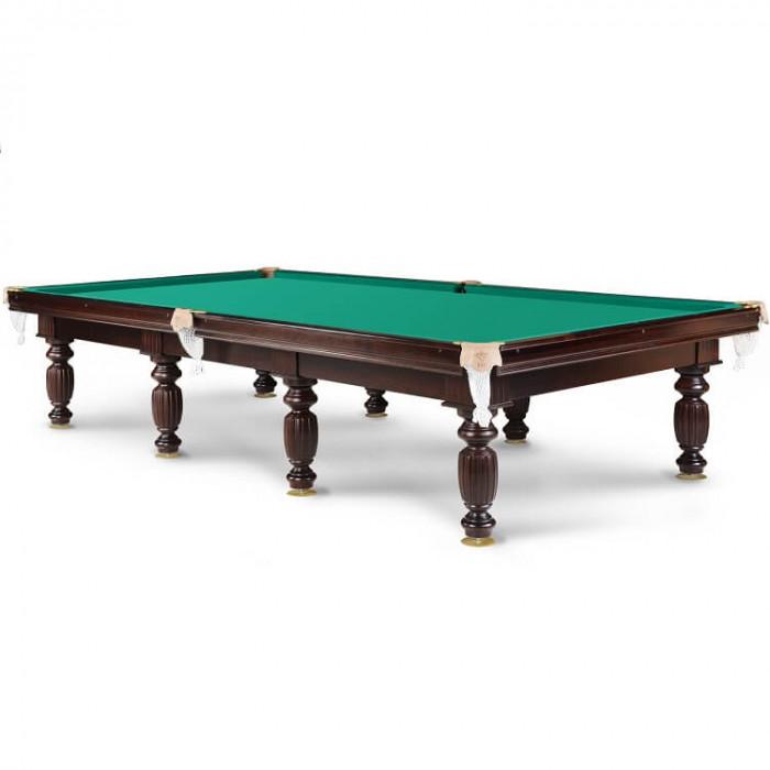 Бильярдный стол для пула Домашний-Люкс-2