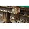 Бильярдный стол для пула Ливерпуль-Краколет 9 футов камень 40мм венге