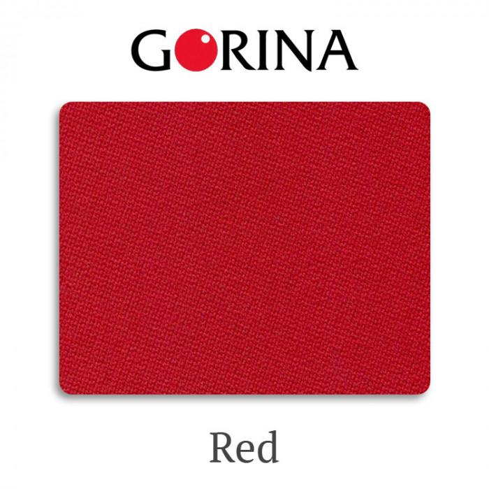 Сукно бильярдное Gorina Granito Tournament 2000 Red