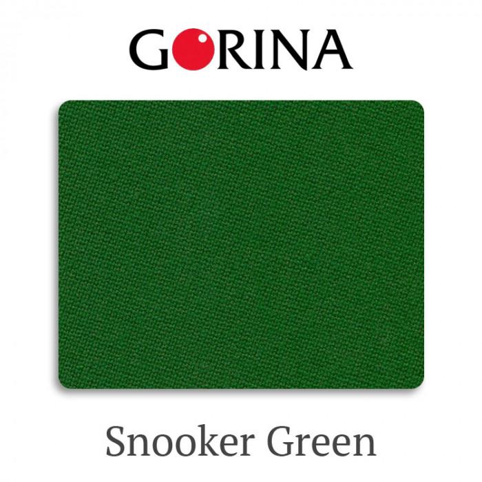 Сукно бильярдное Gorina Granito Tournament 2000 Snooker Green