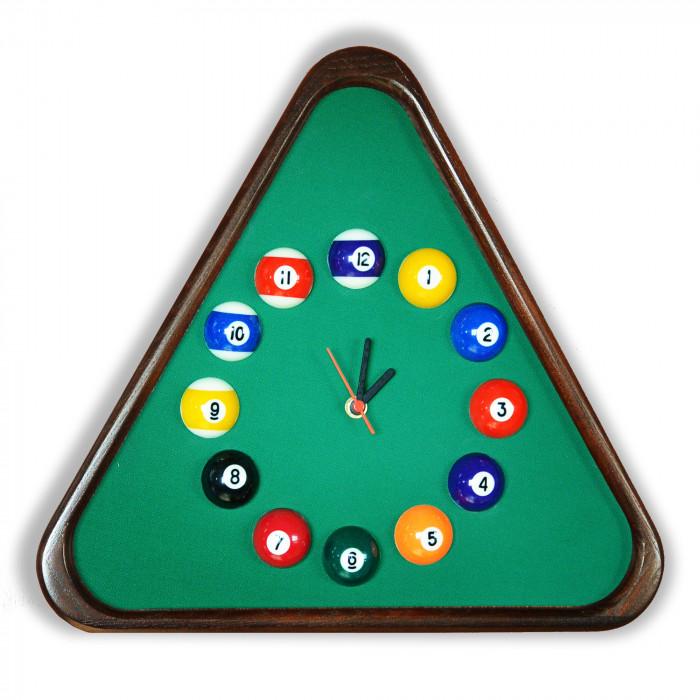 Часы бильярдные FS-3 Green