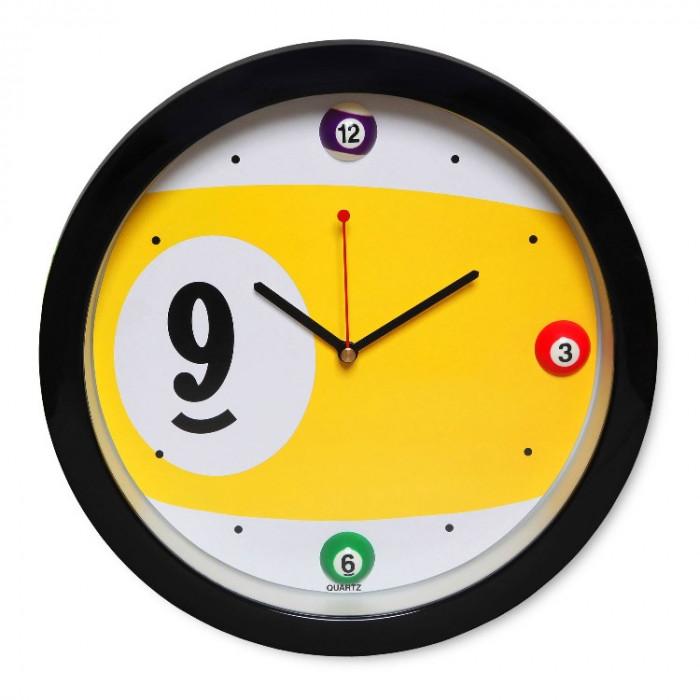Часы бильярдные Sunny 026