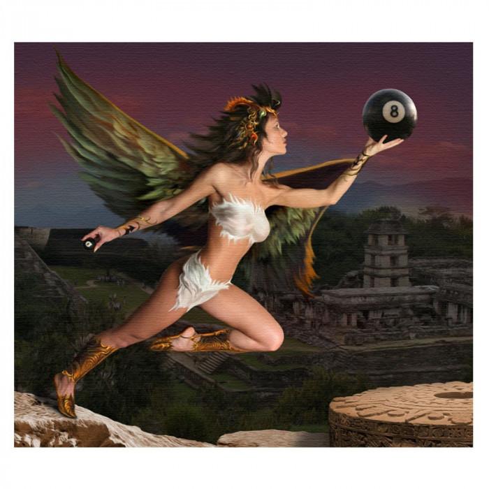 Репродукция Ангел