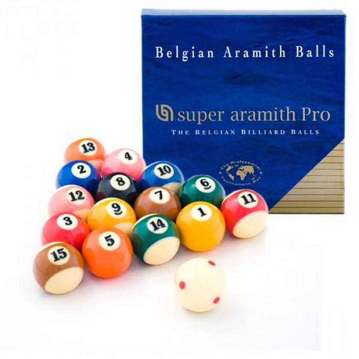Шары бильярдные Aramith Super Pro-Cup TV