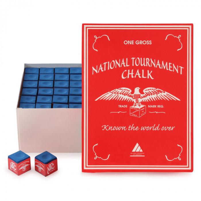 Мел бильярдный National Tournament