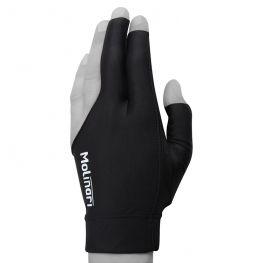 Перчатка для бильярда Molinari черная безразмерная
