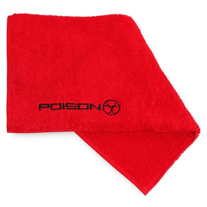 Полотенце для чистки и полировки кия Poison