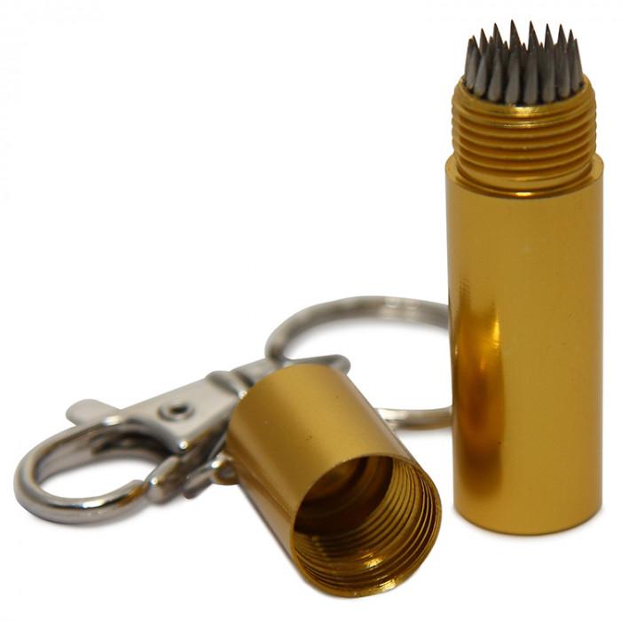 Брелок-инструмент для обработки наклейки Spike Tip Tool