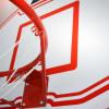 Баскетбольная стойка SLP Junior-003