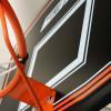 На фото Баскетбольная стойка SLP Junior-080