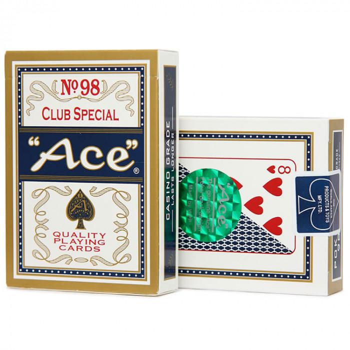 Карты для покера Ace Premium Club Special № 98