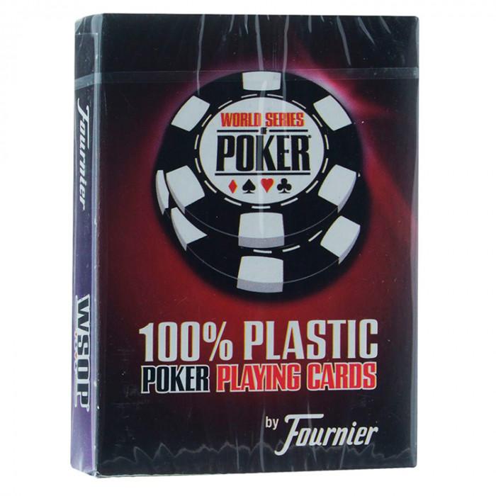 Карты для покера Fournier WSOP