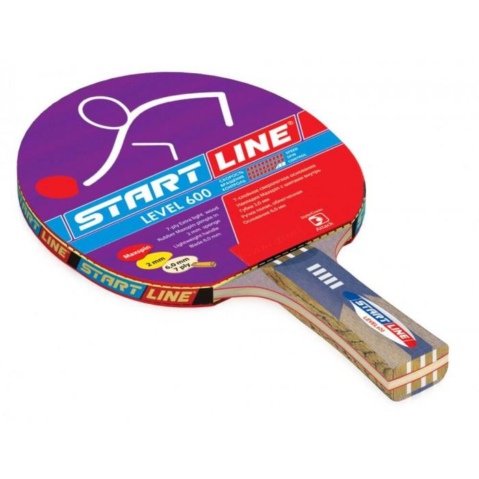 Ракетка для настольного тенниса Start Line Level 600 Анатомическая