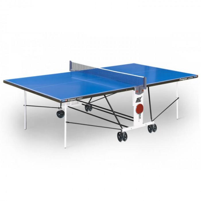 Стол теннисный Start Line Compact Outdoor LX м