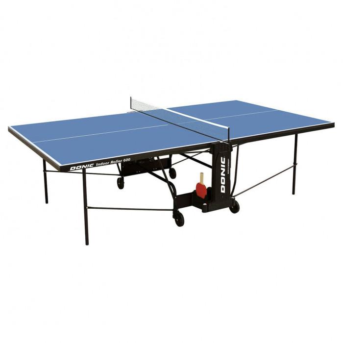 Стол теннисный Donic Roller 600 Indoor Blue