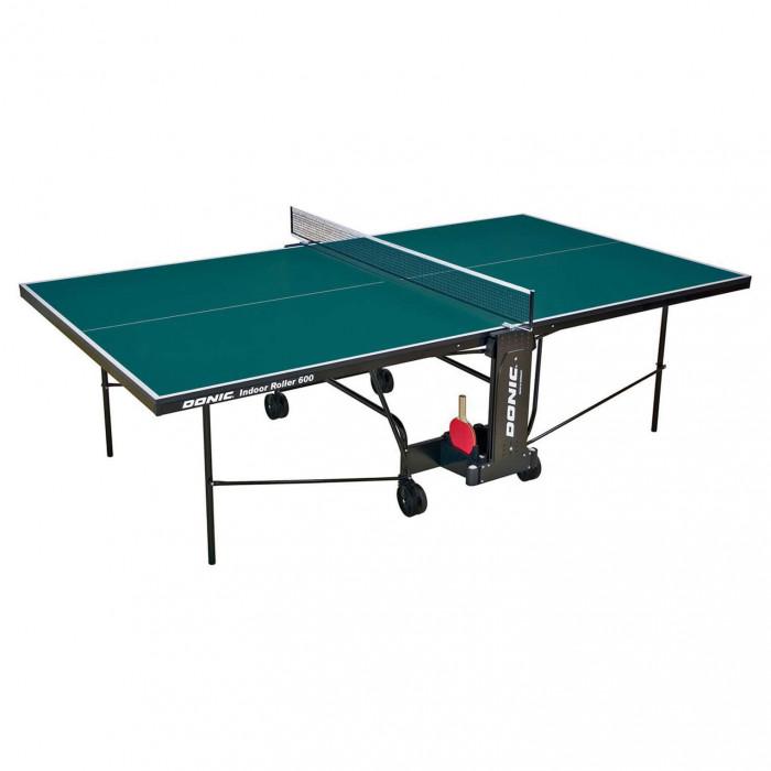 Стол теннисный Donic Roller 600 Indoor Green