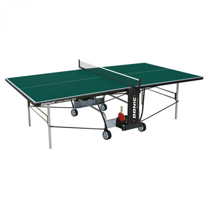 Стол теннисный Donic Roller 800 Indoor Green