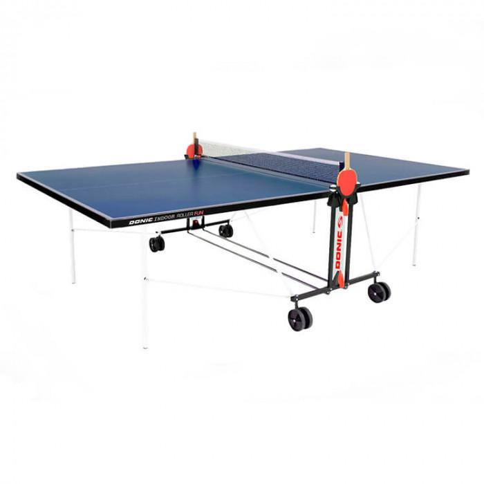 Стол теннисный Donic Roller Fun Indoor Blue