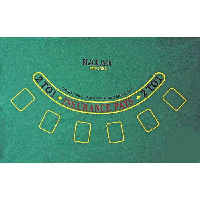 Сукно для покера и блэк-джека Porter
