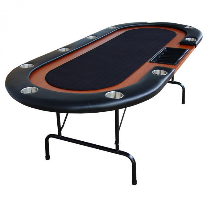 """Стол для покера Porter Oval HQ 10/95"""""""