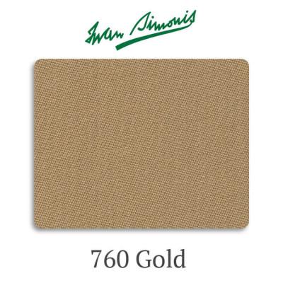 Сукно бильярдное Iwan Simonis 760 Gold