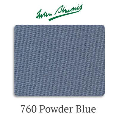 Сукно бильярдное Iwan Simonis 760 Powder Blue