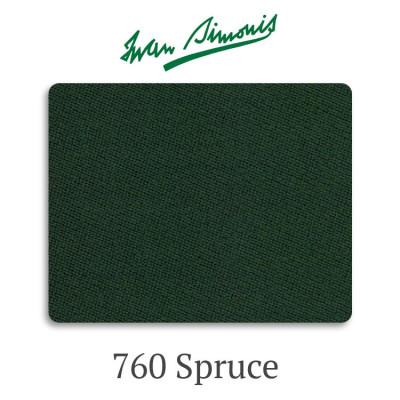 Сукно бильярдное Iwan Simonis 760 Spruce