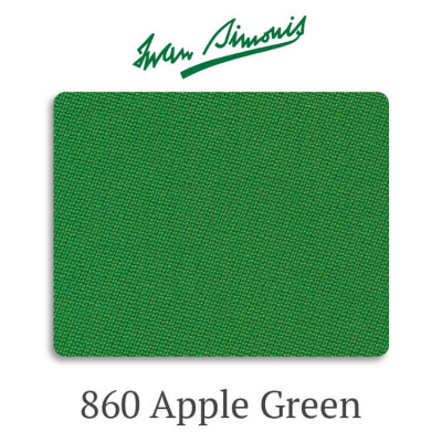 Сукно бильярдное Iwan Simonis 860 Apple Green