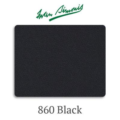 Сукно бильярдное Iwan Simonis 860 Black