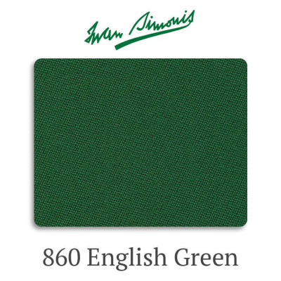 Сукно бильярдное Iwan Simonis 860 English Green