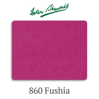 Сукно бильярдное Iwan Simonis 860 Fushia