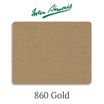 Сукно бильярдное Iwan Simonis 860 Gold