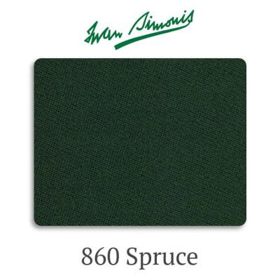 Сукно бильярдное Iwan Simonis 860 Spruce