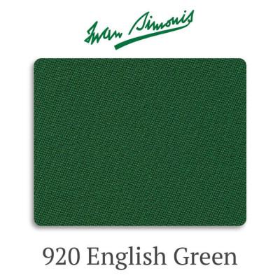 Сукно бильярдное Iwan Simonis 920 English Green