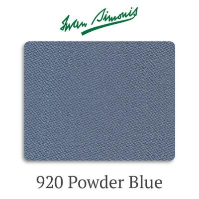 Сукно бильярдное Iwan Simonis 920 Powder Blue