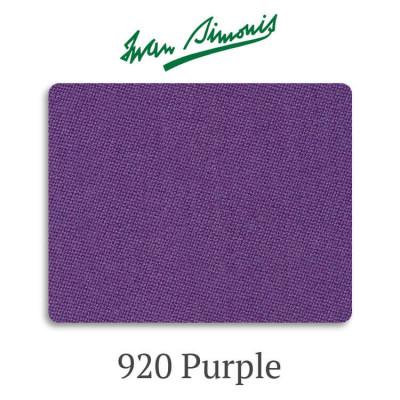 Сукно бильярдное Iwan Simonis 920 Purple