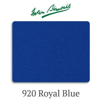 Сукно бильярдное Iwan Simonis 920 Royal Blue