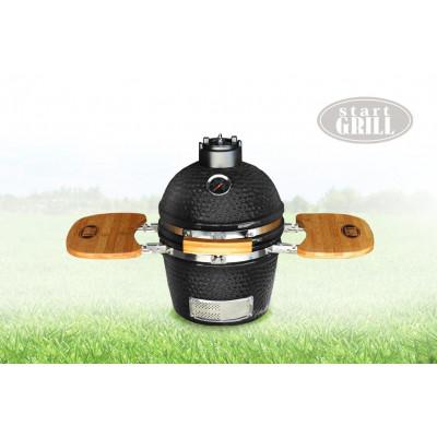 Гриль-барбекю керамический Start SKL12 Black 31см