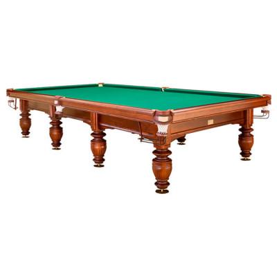Бильярдный стол для пула Магнат-Люкс 8 футов камень 25мм ясень