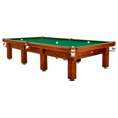 Бильярдный стол для пула Спортклуб 9 футов камень 38мм дуб