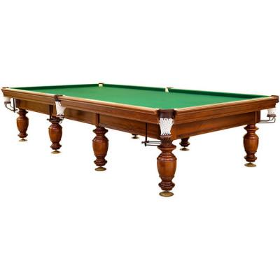 Бильярдный стол для русского бильярда Виконт 10 футов камень 25мм сосна/ольха