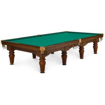 Бильярдный стол для русского бильярда Барон-2 12 футов камень 45мм