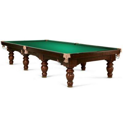 Бильярдный стол для русского бильярда Лидер 8 футов камень 25мм