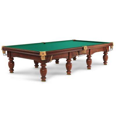 Бильярдный стол для русского бильярда Олимп 10 футов камень 25мм