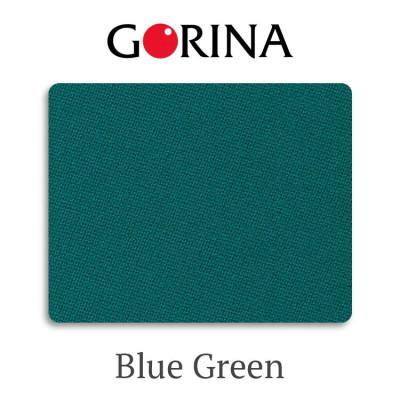 Сукно бильярдное Gorina Granito Tournament 2000 Blue Green