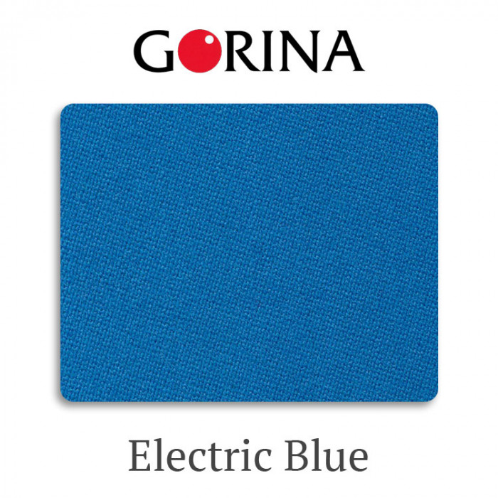 Сукно бильярдное Gorina Granito Tournament 2000 Electric Blue