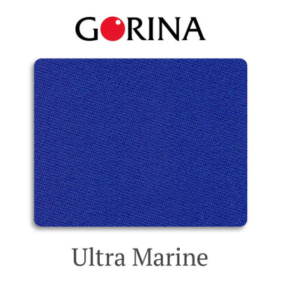 Сукно бильярдное Gorina Granito Tournament 2000 Ultra Marine