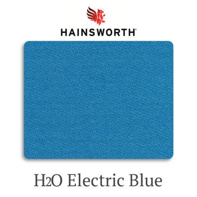 Сукно бильярдное Hainsworth Elite-Pro H2O ElectricBlue водонепроницаемое
