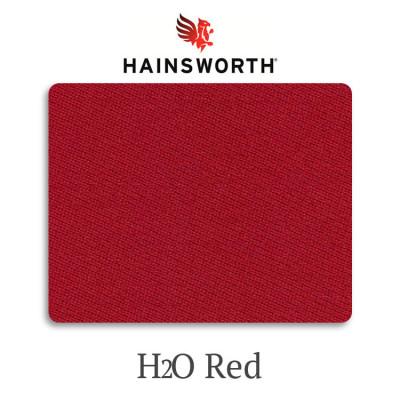 Сукно бильярдное Hainsworth Elite-Pro H2O Red водонепроницаемое